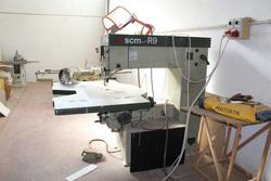 SCM pantograph and D   M waste grinder - Lot  (Auction 3165)