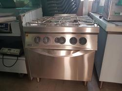 Zanussi gas cooker - Lot 11 (Auction 3174)