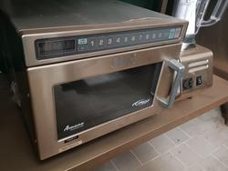 Amama microwave oven and spare parts for catering equipment - Lot 19 (Auction 3174)
