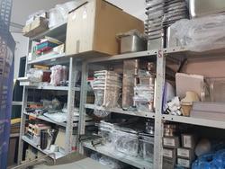 Original spare parts for catering equipment - Lote 3 (Subasta 3174)