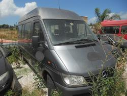 Mercedes Sprinter minibus with car and driver hire authorization - Lot 10 (Auction 3177)