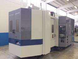 Mori Seiki SH 630 machining center - Lot 8 (Auction 3186)