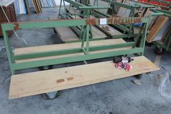 Metal trolleys - Lot 107 (Auction 3190)