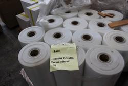 Polyethylene reels - Lot 110 (Auction 3190)