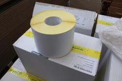 Etichette adesive bianche - Lotto 111 (Asta 3190)