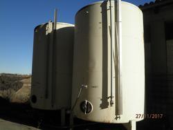 Cisterne e attrezzature vinicole - Lotto 1 (Asta 3197)