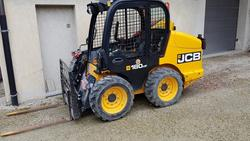 JCB wheeled loader - Lot 1 (Auction 3198)