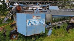 Fergru crane - Lot 5 (Auction 3198)