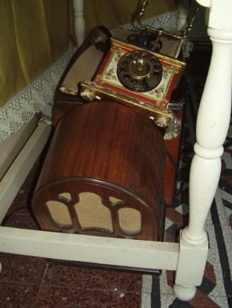 Immagine n. 5 - 10#3199 Bauli vintage e radio