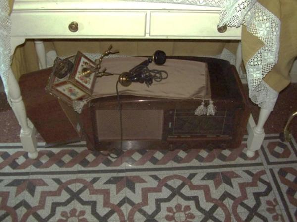 Immagine n. 6 - 10#3199 Bauli vintage e radio