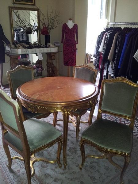 Immagine n. 1 - 11#3199 Divano e tavolo