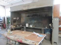 Painting plants and equipment for furniture processing - Lot  (Auction 3203)