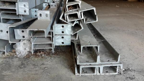 5#3210 Profilati in acciaio