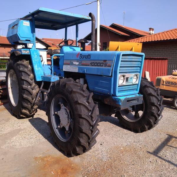 1#3214 Trattore Landini 10000S Turbo