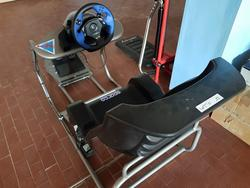 Simulatore di guida Sparco Drive Force - Lotto 12 (Asta 3215)