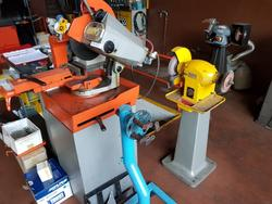 Femi grinding machine and Corghi tire changer - Lot 21 (Auction 3215)