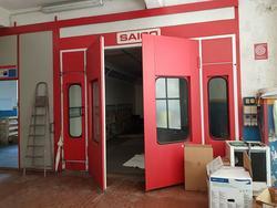 Saico auto painting oven - Lot 3 (Auction 3215)