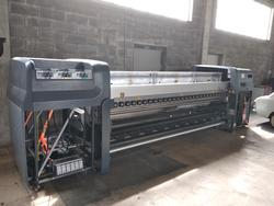 Sistema di stampa digitale Hp Scitex Lx800 completa di accessori - Lotto 1 (Asta 3217)