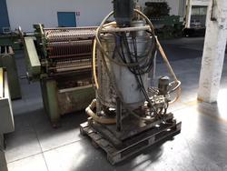 Glue spreading machine with 1400 mm rollers - Lot 5 (Auction 3221)