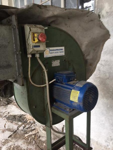 Immagine n. 1 - 7#3221 Aspiratore 2 sacchi motore Hp 3