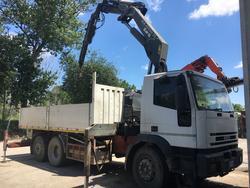 Iveco Magirius 240 Ro Pos truck - Lot 2 (Auction 3222)