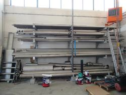 Iron tubing and profiles - Lot 24 (Auction 3246)