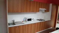 Cucine complete e arredi per ufficio - Asta 3247