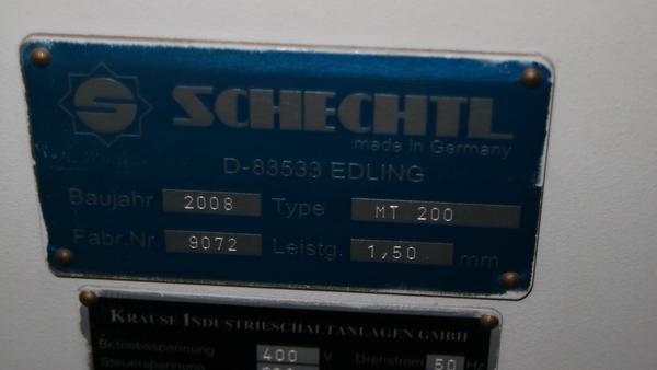 Immagine n. 2 - 11#3250 Cesoia a motore Schechtl MT 200