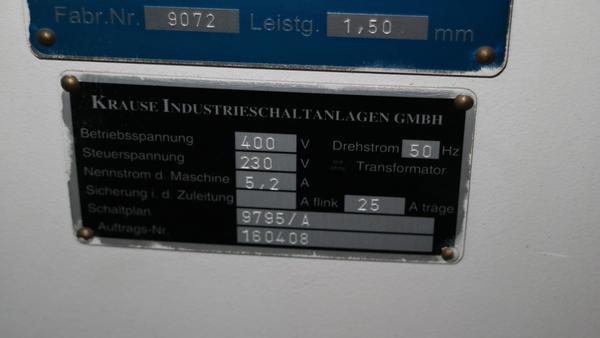 Immagine n. 6 - 11#3250 Cesoia a motore Schechtl MT 200