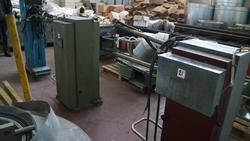 Dipieffe spot welder and Sincosald cutting unit - Lot 2 (Auction 3250)