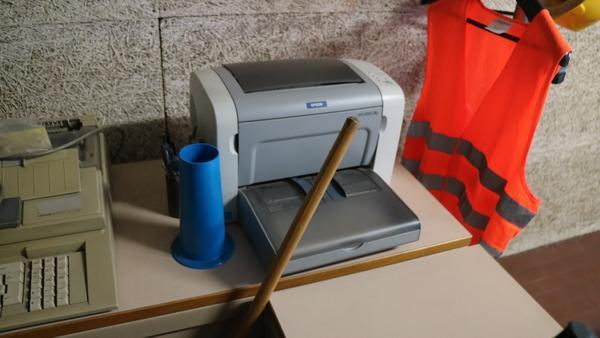 Immagine n. 9 - 20#3250 Plotter Hp e computer Pentium