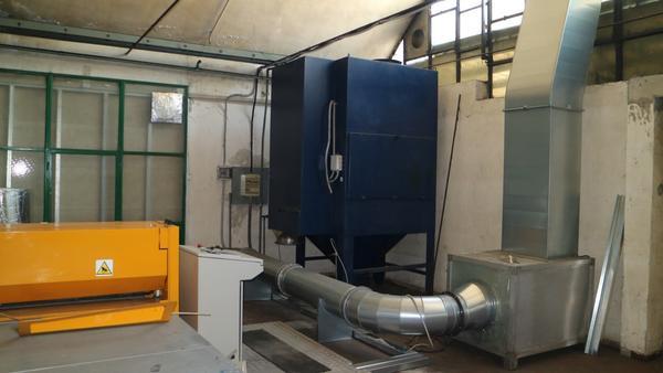 Immagine n. 1 - 9#3250 Scambiatore di calore Emmegi e compressore Parise