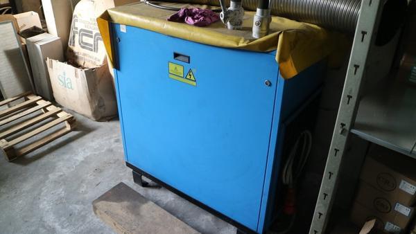 Immagine n. 3 - 9#3250 Scambiatore di calore Emmegi e compressore Parise