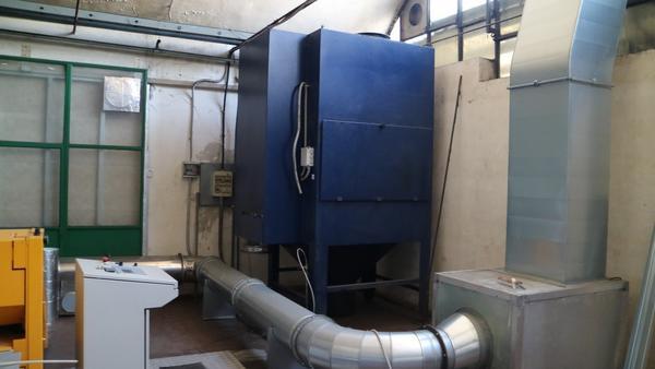 Immagine n. 8 - 9#3250 Scambiatore di calore Emmegi e compressore Parise
