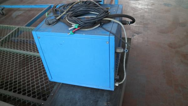 Immagine n. 21 - 9#3250 Scambiatore di calore Emmegi e compressore Parise