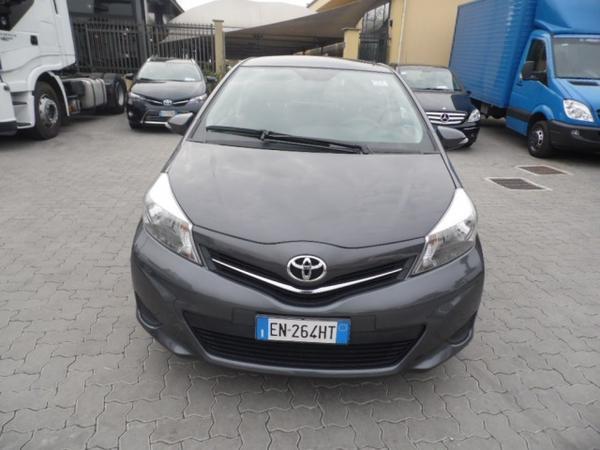 Immagine n. 8 - 10#3251 Autovettura Toyota Yaris 1.3 5 Porte Sol