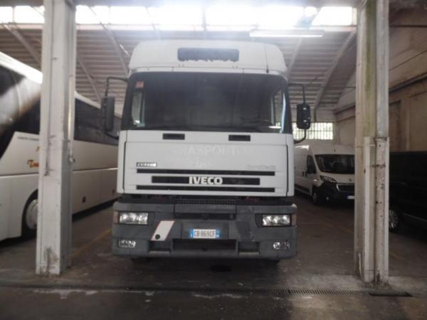 Immagine n. 2 - 5#3251 Autocarro Iveco Magirus 260E31