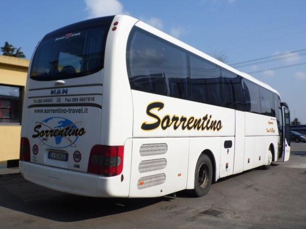 Immagine n. 11 - 7#3251 Autobus Man Lion's Coach R07