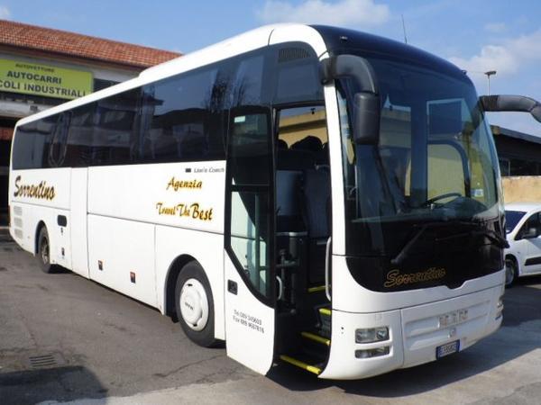 Immagine n. 12 - 7#3251 Autobus Man Lion's Coach R07
