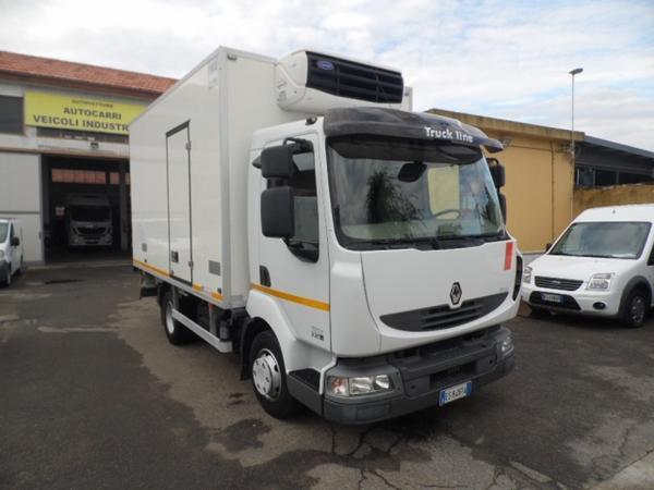 Immagine n. 1 - 9#3251 Autocarro Renault Midlum 220 100 Q.Li