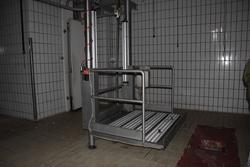 Sanitary inspection platform - Lot 10 (Auction 3256)