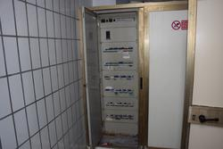 Electrical cabinet - Lot 25 (Auction 3256)