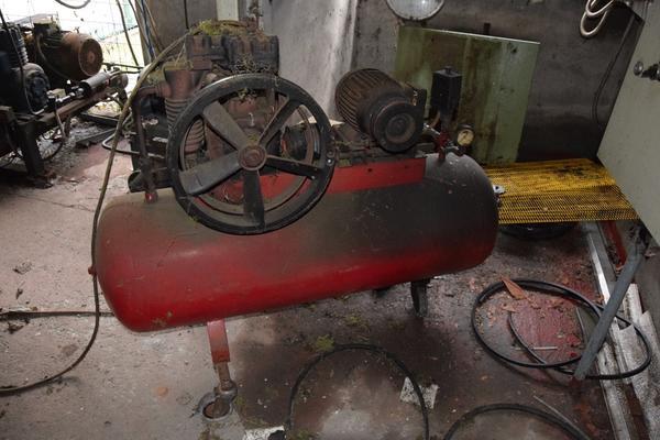 48#3256 Compressori rotante