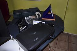 Condizionatore Fujitsu e stampanti elettriche - Lotto 60 (Asta 3256)