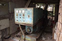 Tank and generator - Lot 63 (Auction 3256)