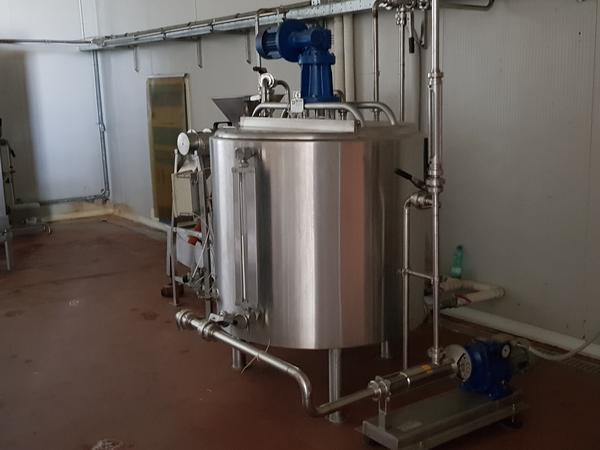 15#3260 Vasca refrigerante Bertuzzi