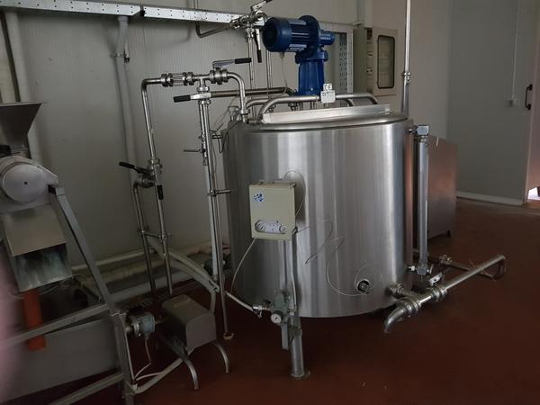 Immagine n. 2 - 15#3260 Vasca refrigerante Bertuzzi