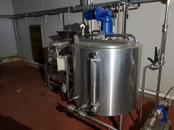 Immagine n. 7 - 15#3260 Vasca refrigerante Bertuzzi