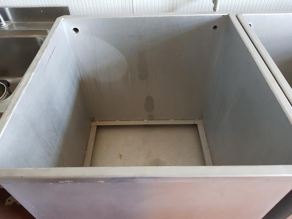 Immagine n. 6 - 19#3260 Vasche per lavaggio frutta