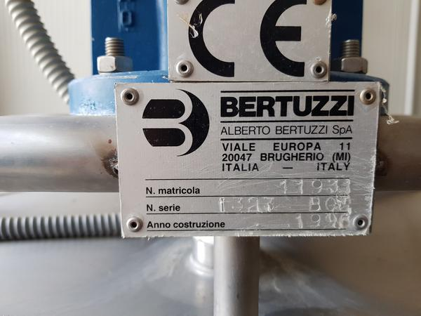 Immagine n. 10 - 21#3260 Miscelatore Bertuzzi